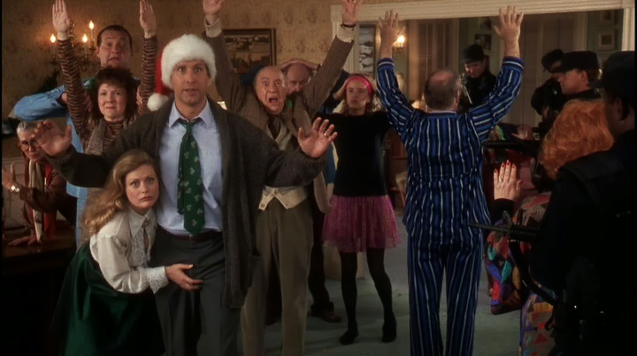 Nicks Film Jottings National Lampoons Christmas