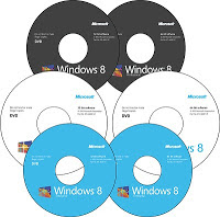 Windows 8 All Edition Final Build 9200