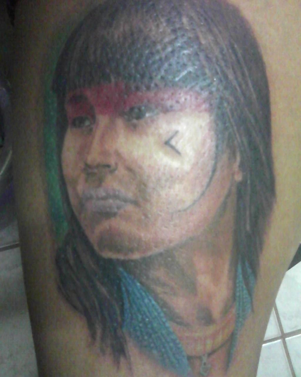Tattoo Índia Caiapó