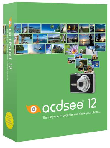 ACDSee Photo Manager 12 | Full Version | 59.21 MB