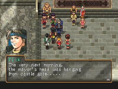 Game Suikoden - Nostalgia game konami
