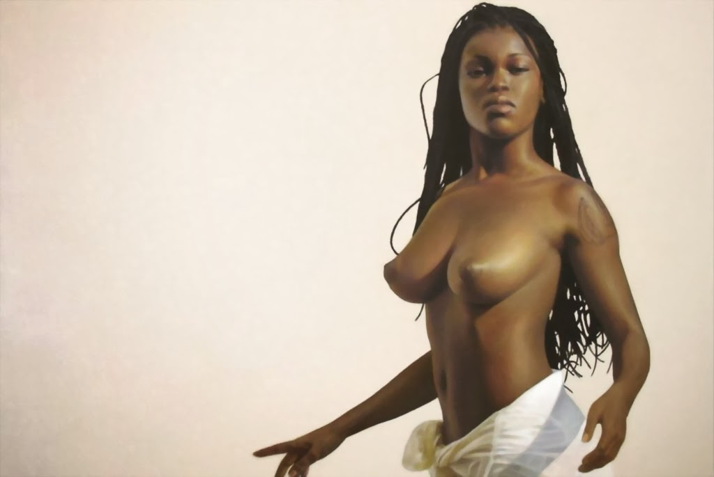 pinturas-mujeres-africanas