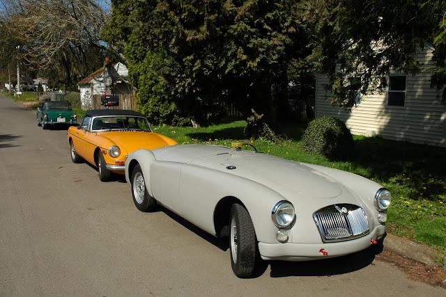 1960 MG Car