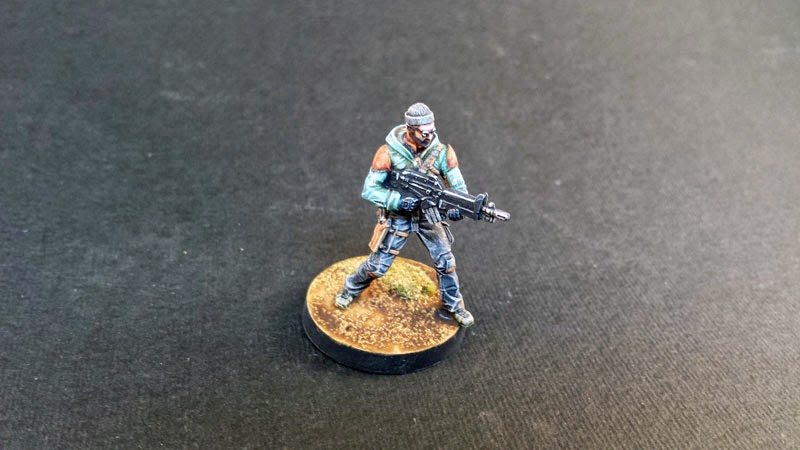 BRIGADA JAQUES BRUANT - ARIADNA - INFINITY THE GAME - RIFTS 1
