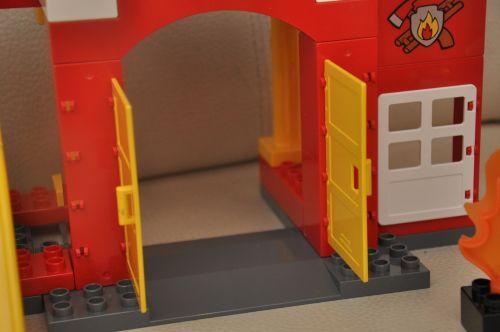 Engelinchen Produkttest Lego Duplo Feuerwehrwache 6168