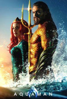 Aquaman Torrent - HDRip 720p/1080p Dual Áudio