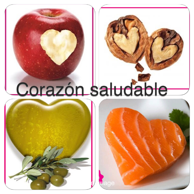 Andar es salud algunos alimentos para tener sano el coraz n - Alimentos saludables para el corazon ...