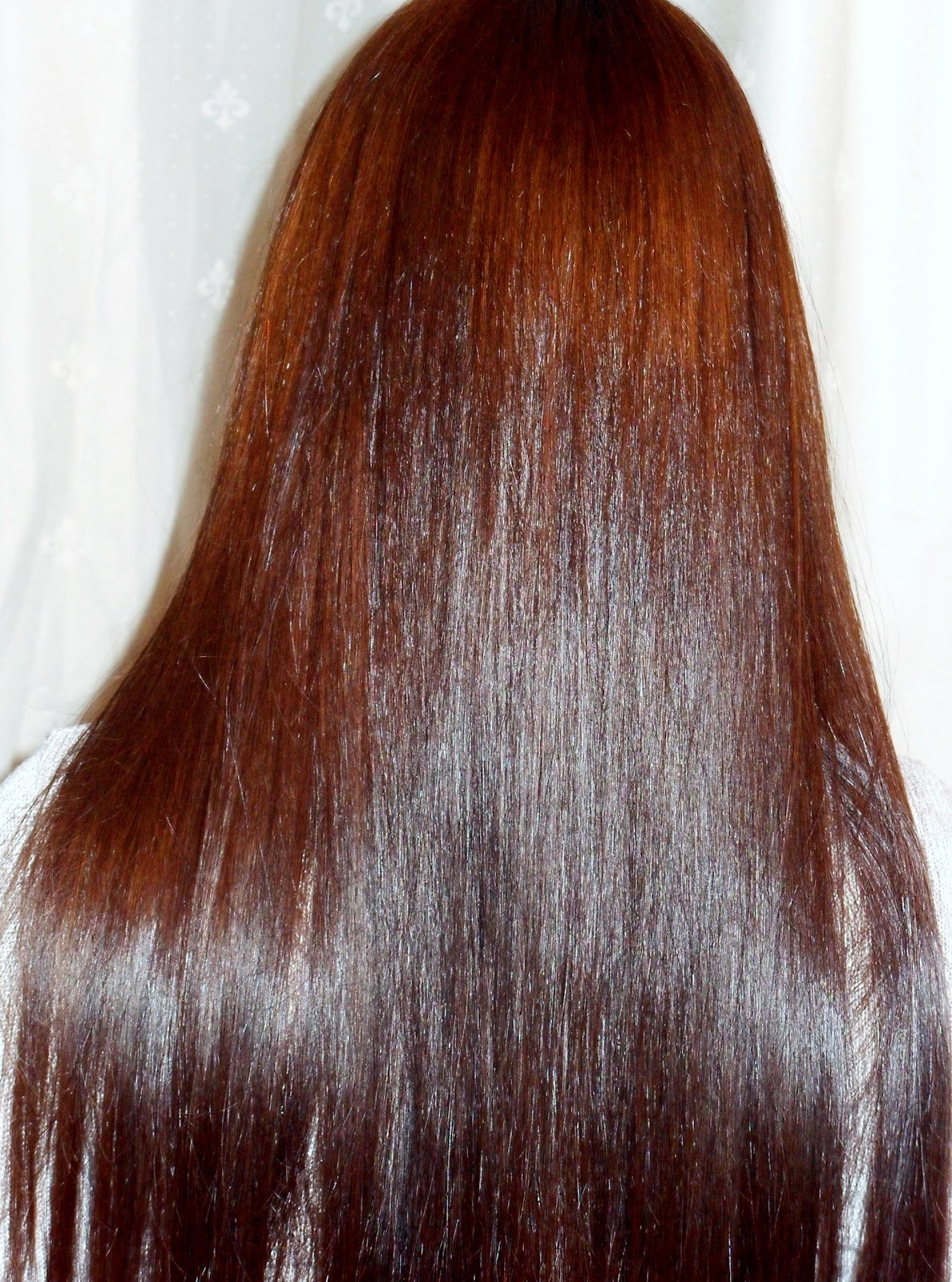 Shorouq Salon Lightening Black Hair To Brown