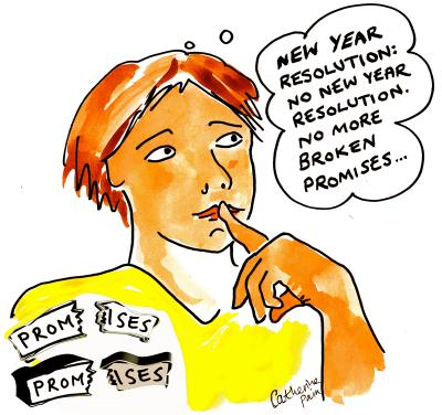essays about new year