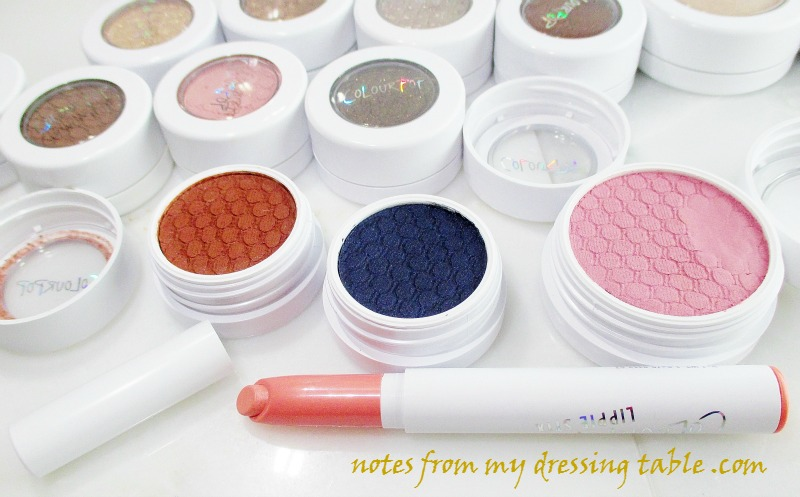 Talking ColourPop At Last! Products Closeup notesfrommydressingtable.com