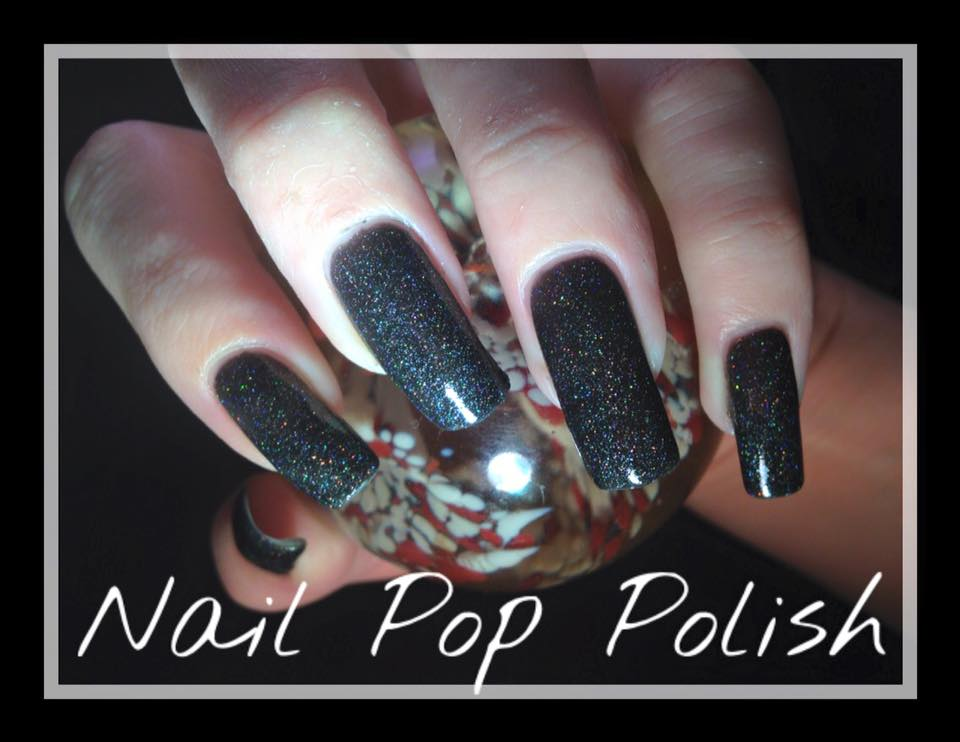 Nail Pop Polish: Making My Own Indie ~ Nails By Lyn