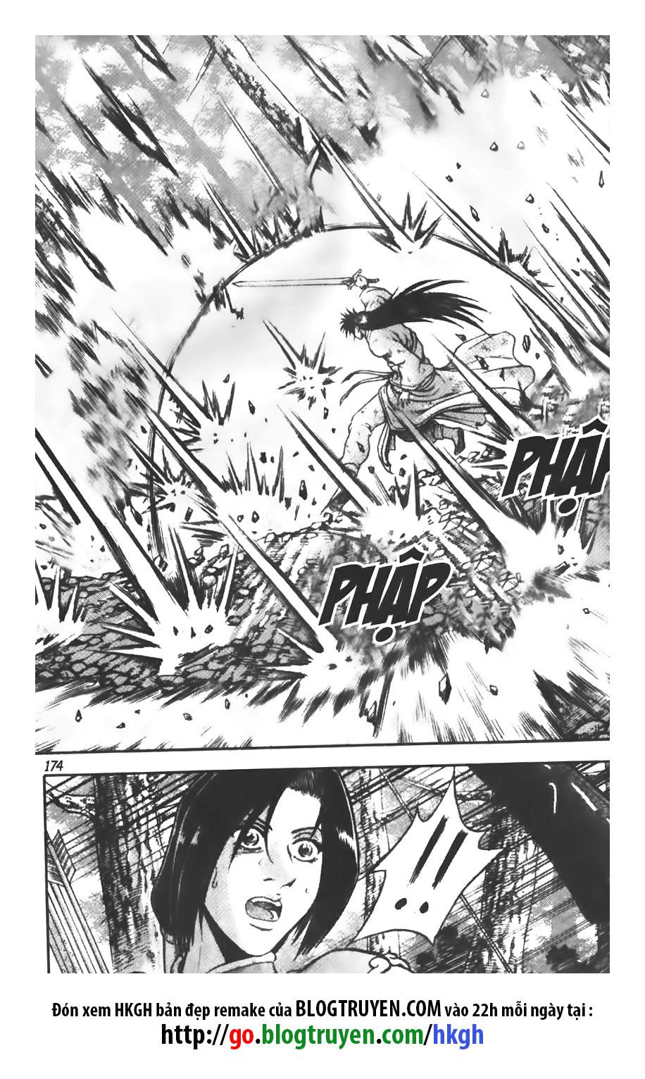 Hiệp Khách Giang Hồ chap 300 Trang 22 - Mangak.info