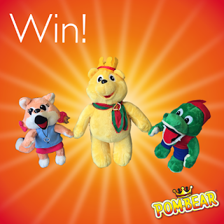 Pom-Bear Giveaway