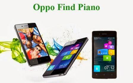 Harga Oppo Find Piano baru, Harga Oppo Find Piano bekas, Spesifikasi Oppo Find Piano