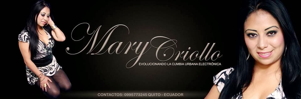 Acapellas Mary Criollo
