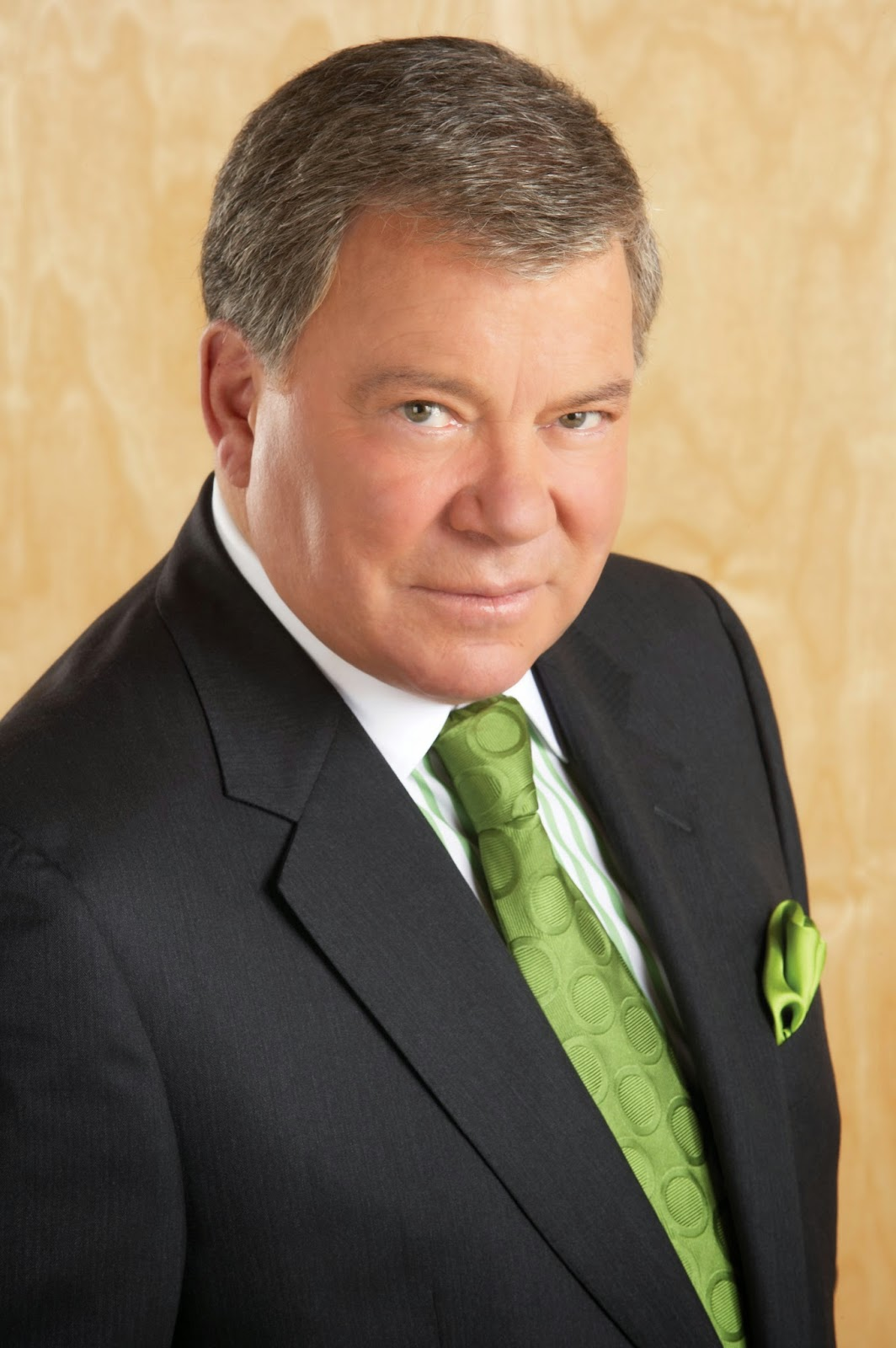 Let's Get Out Of Here!: A-Z Challenge 2015: W is for William Shatner!