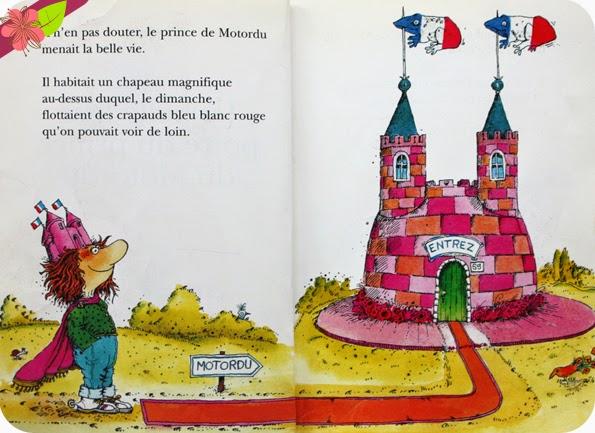 """""""La belle lisse poire du prince de Motordu"""" de Pef"""
