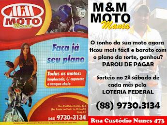 MM MOTO MOTO MANIA DE ORÓS