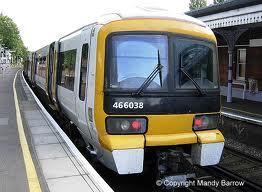Estaciones de tren en Londres