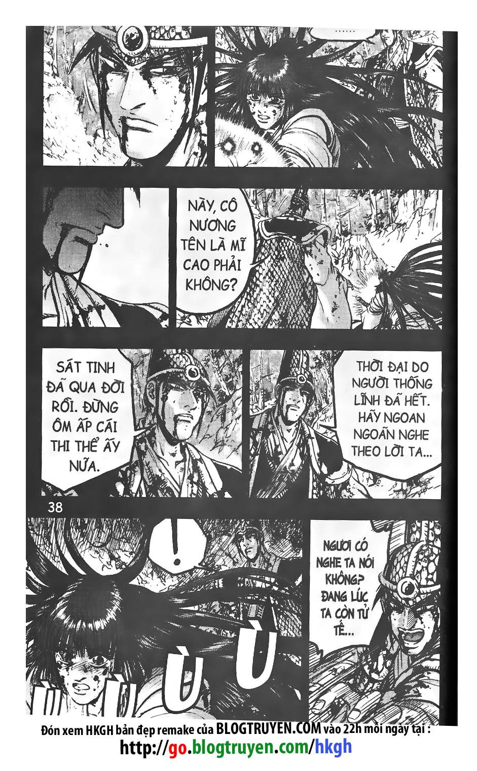 Hiệp Khách Giang Hồ chap 398 Trang 16 - Mangak.info