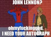 ¿Autografo? Nah!