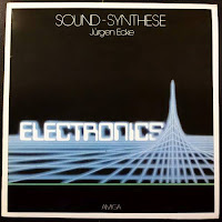 Jürgen Ecke ‎– Sound-Synthese: Electronics  (1986)