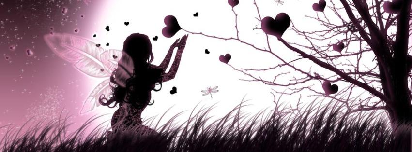 صور اغلفة فيس بوك رومانسية 2012