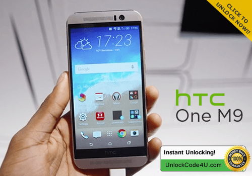 Factory Unlock Code for HTC One M9