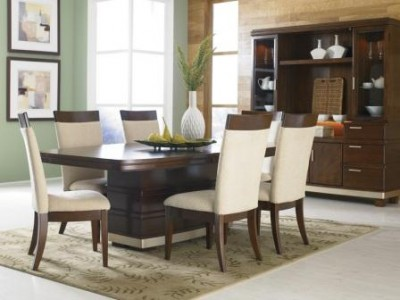 Dining Room on Design And Decorating Ideas  Make Dining Room Looks Bigger Ideas