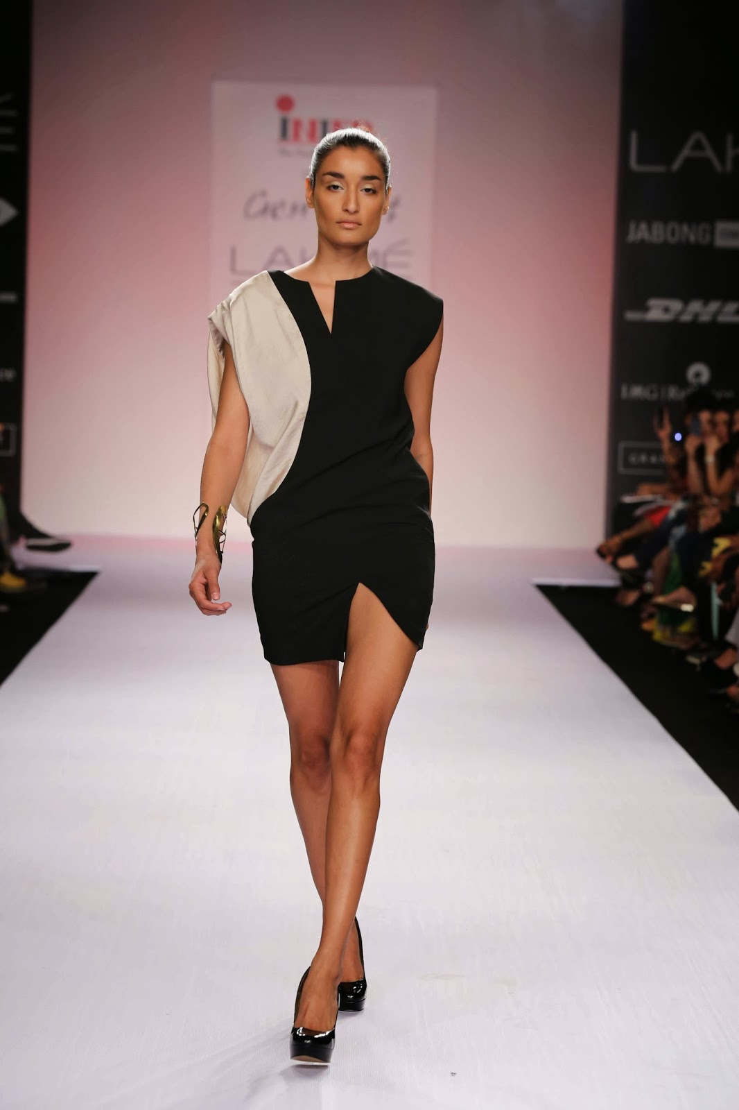 "A graduate of Nottingham Trent University, UK in 2010, Chandni Mohan's label ""Selvage"" was a high end luxury line that created waves at the opening Gen Next show at Lakmé Fashion Week Summer/Resort 2014"