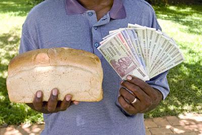 Mata Wang Zimbabwe Dolar - Hampir Tiada Nilainya !.