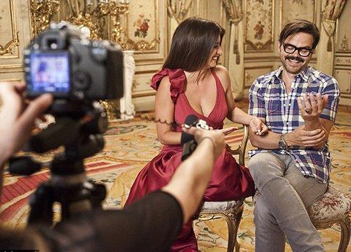Penelope Cruz's Red Hot Campari Calendar Shoot » Gossip   Penelope Cruz