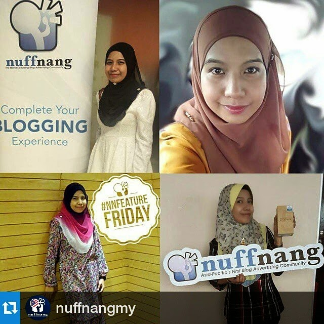 #NNFeatureFriday by NuffnangMY 2015
