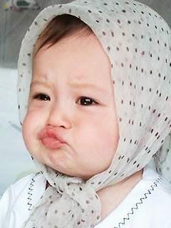 Foto Anak Bayi Yang Sangat Lucu