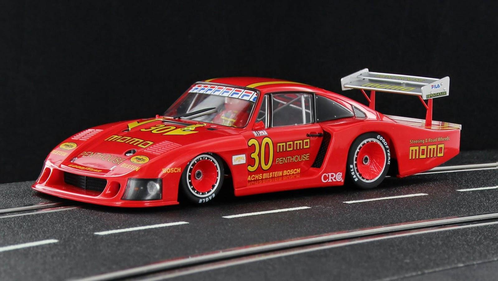 Manicslots Slot Cars And Scenery News Sideways Porsche 935 78