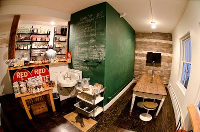 The Ace Hotel Portland Breakfast Room
