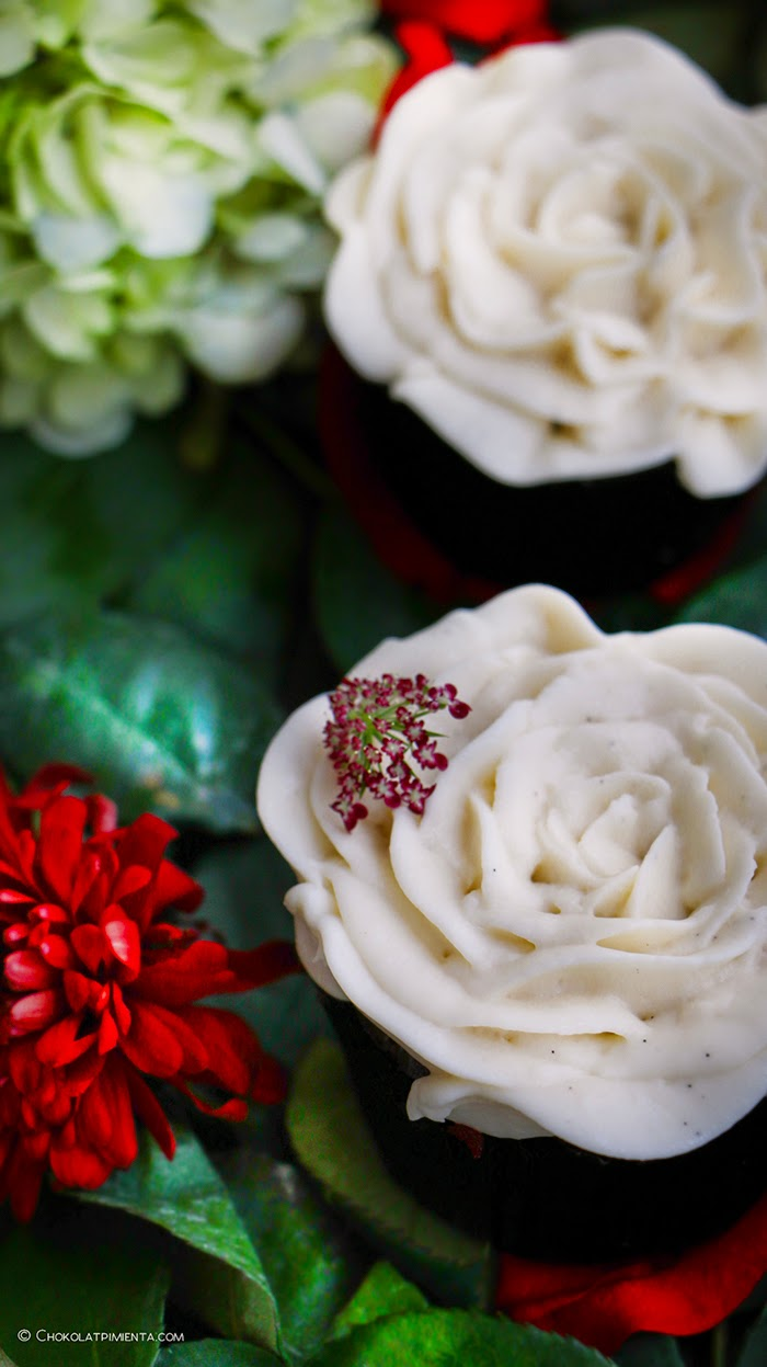 Red Velvet Cupcakes - Valentine's Special