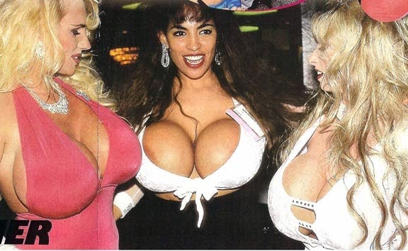 Now with more Boobs: ANGELIQUE, LISA LIPPS & WENDY WHOPPERS VINTAGE