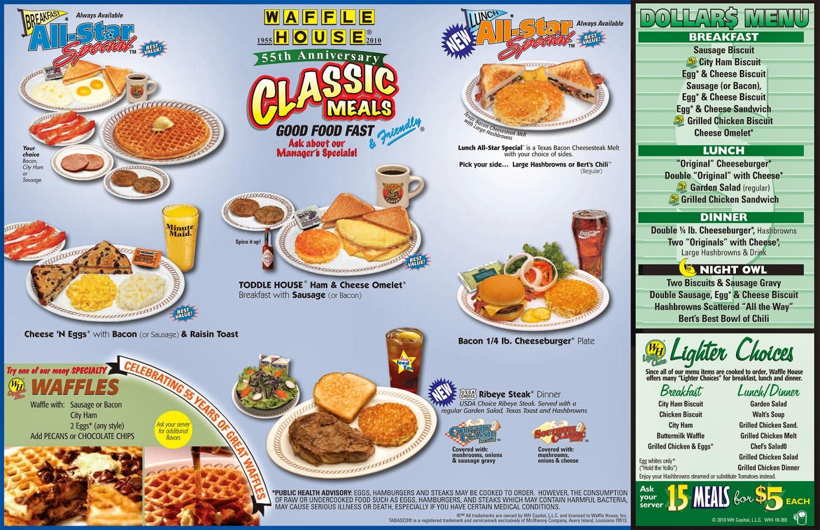 WAFFLE HOUSE Athens Georgia South Milledge Avenue Waffle House Diner Restaurant Clarke County GA