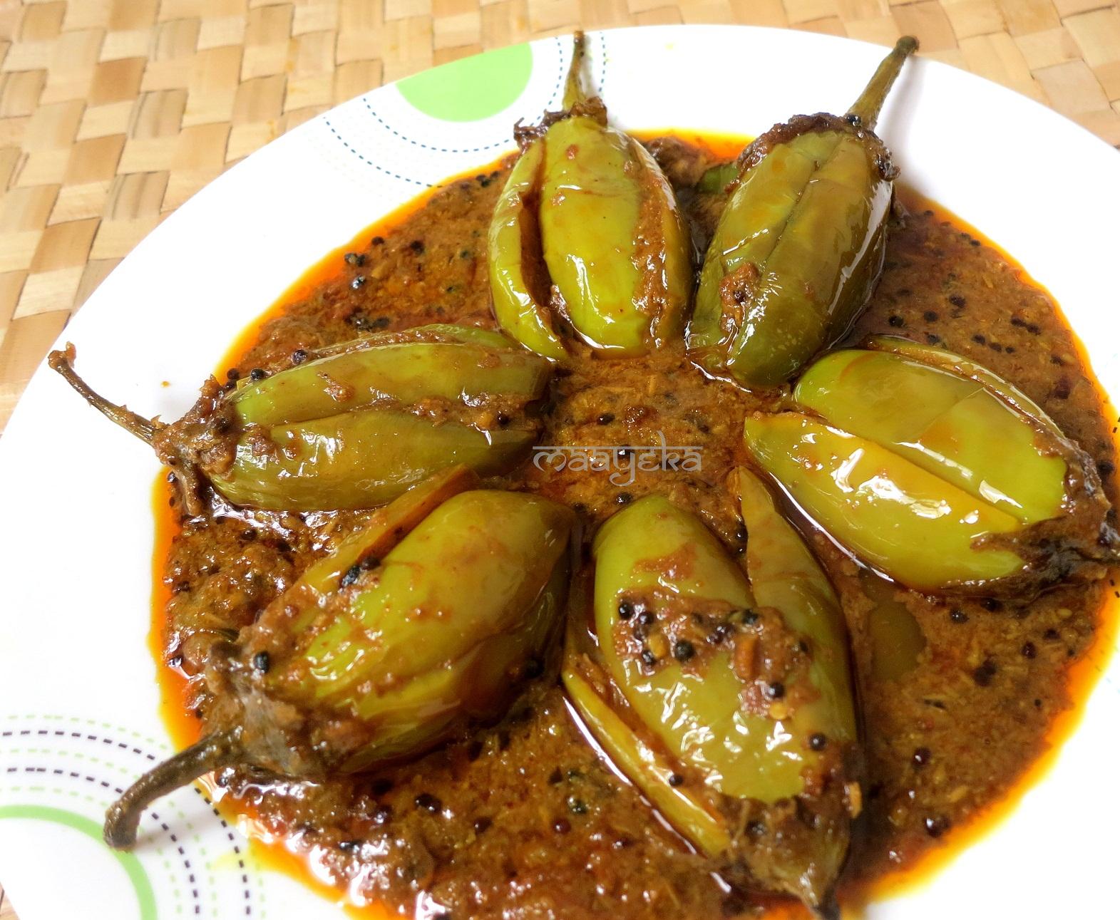 Amritsari masala baigan maayeka for Amritsari cuisine