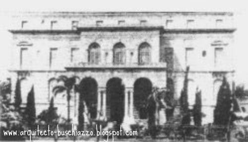 Homenaje Al Ingeniero Arquitecto Juan Antonio Buschiazzo