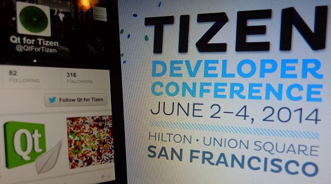 Meet Qt Contributors at the Tizen Developer Conference 2014