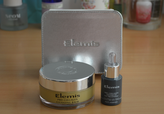 Elemis pro collagen treats