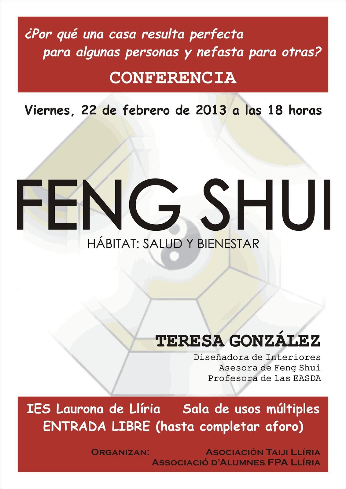 El habitat el dise o y la armon a en el espacio febrero 2013 - Feng shui para la salud ...