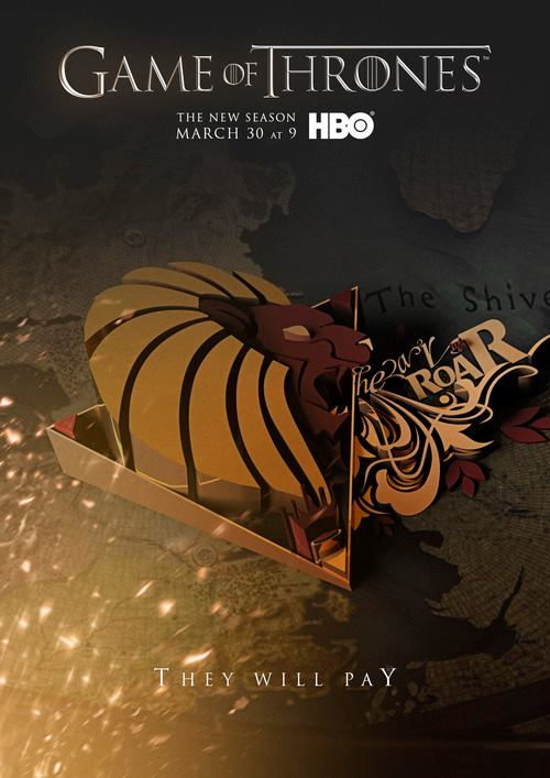 Game of Thrones 4ª Temporada Dublado Completo