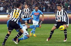 Bursa Taruhan Juventus vs Napoli di Final Coppa Italia 2012