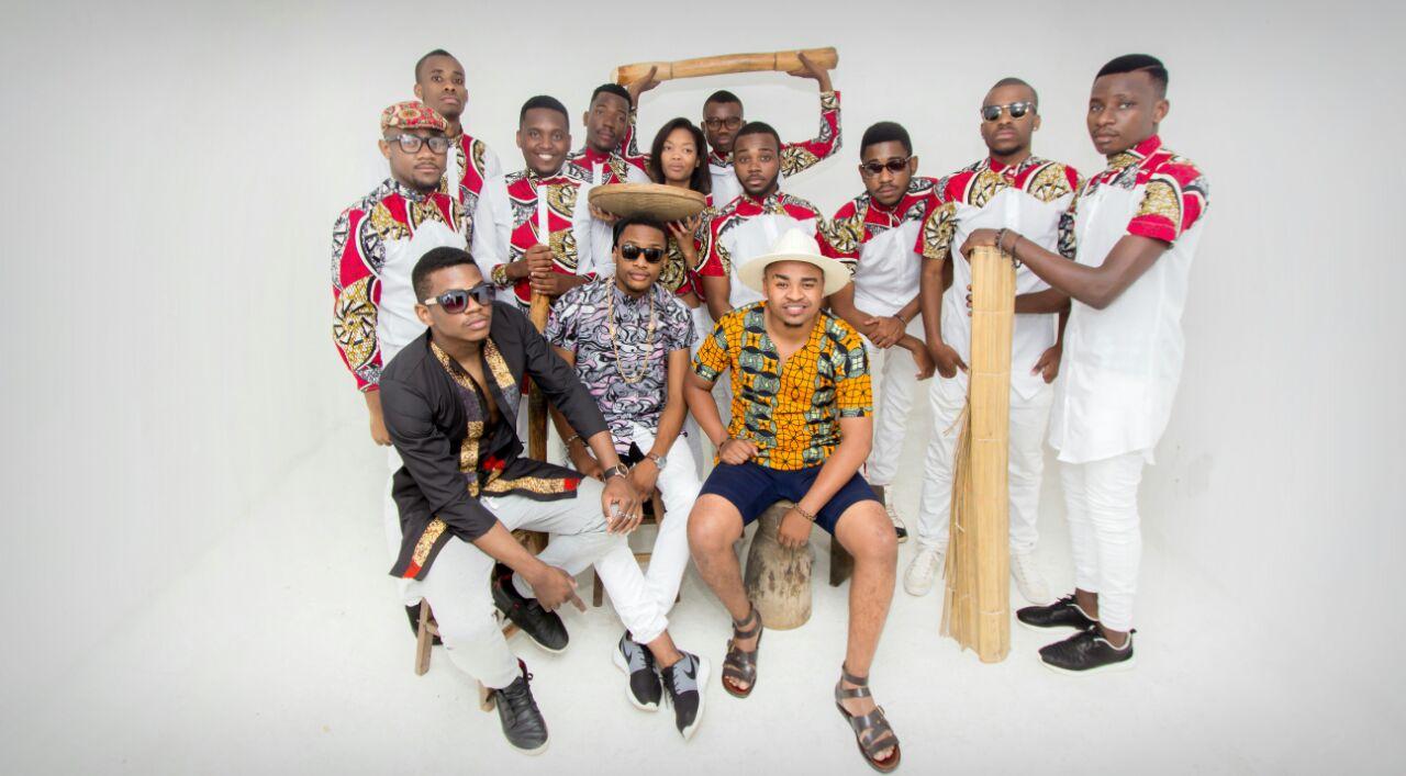 African Roots Sesha Acapella 635MB Baixar MP3