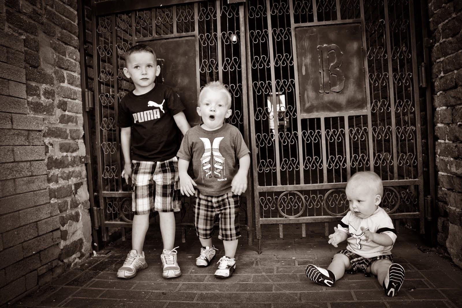 *My boys ~ My life*