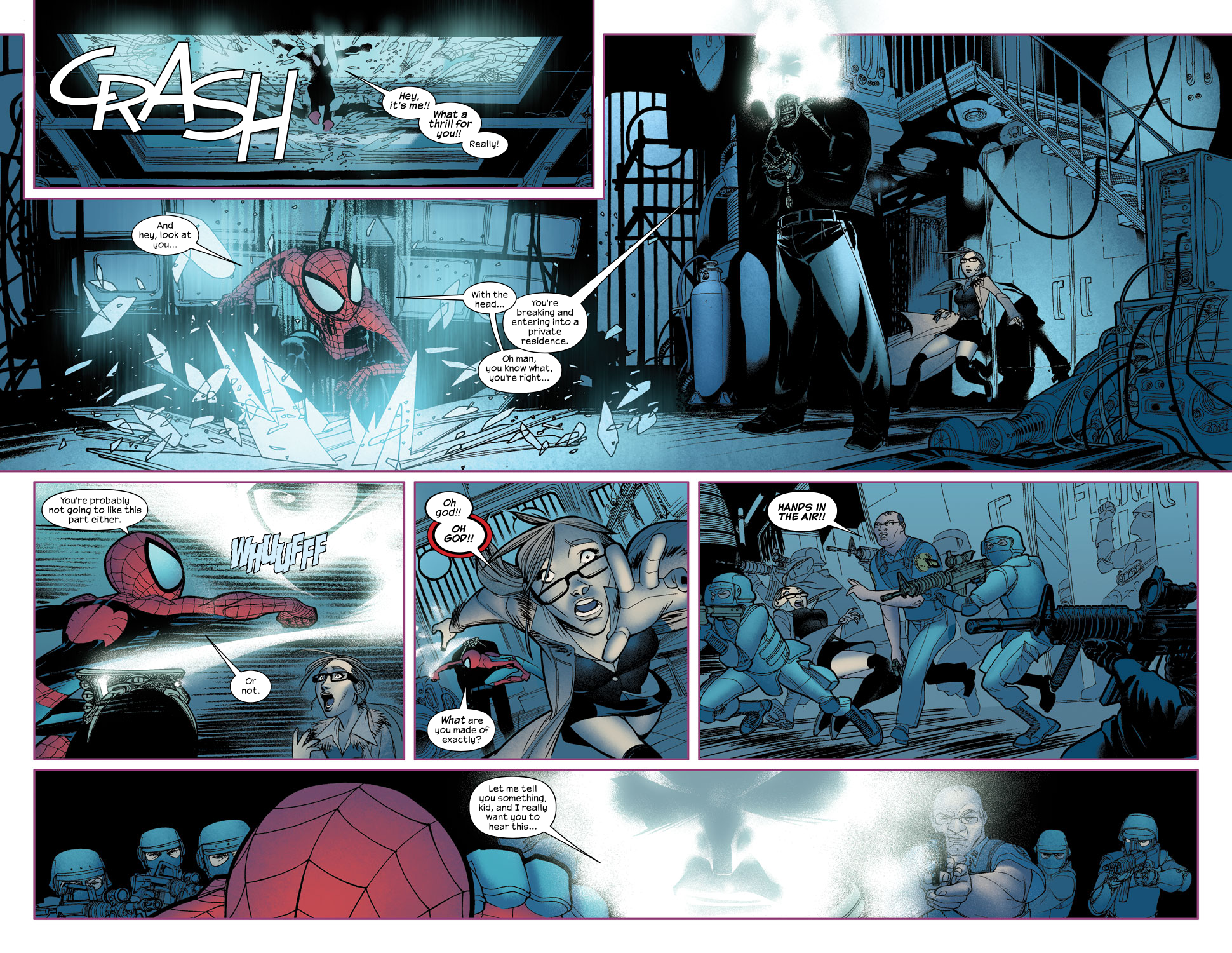 Ultimate Spider-Man (2000) _Annual 3 #3 - English 23