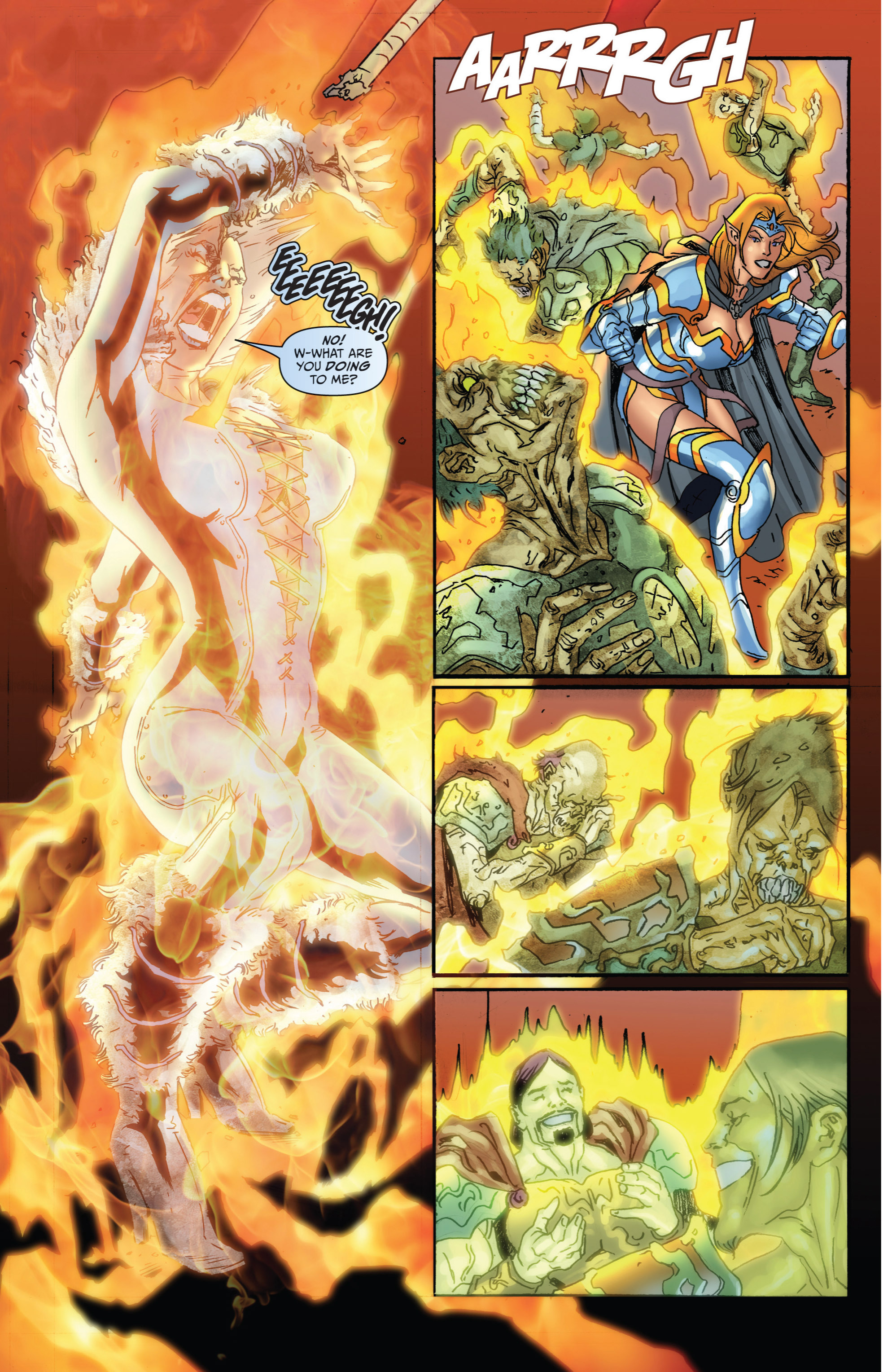 Grimm Fairy Tales (2005) Issue #74 #77 - English 15